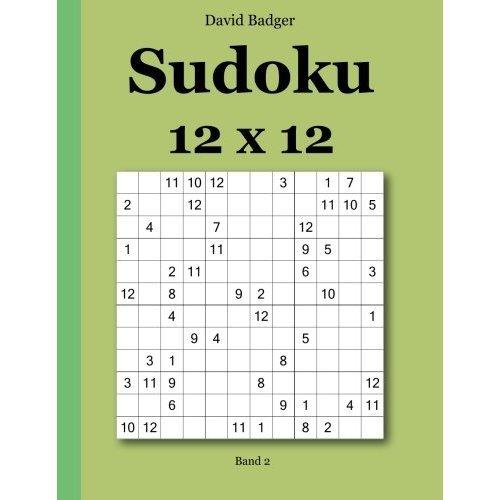 Sudoku 12 x 12: Band 2