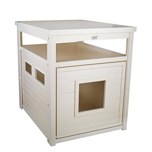 New Age EHLB802-05 Habitat N Home Jumbo Litter Loo Box