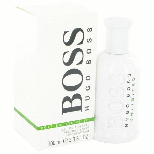 Hugo Boss Boss Bottled Unlimited Eau de Toilette 100ml EDT Spray
