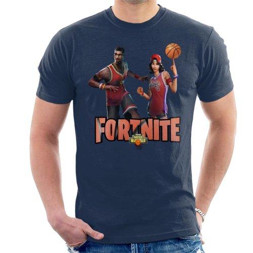 Fortnite Battle Royale Basketball Skins Men's T-Shirt