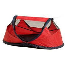 Nscessity Uv Travel Centre Small - Red