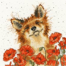 "Staffordshire Terrier Dog Counted Cross Stitch Kit 13.25/"" x 14.25/"" 14ct Puppy"