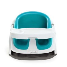 Ingenuity Baby Base 2-in-1 Booster Seat Peacock Blue K10865