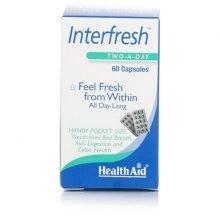 Healthaid Interfresh Capsules 60's