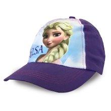 Frozen Baseball Cap - Purple