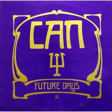 Future Days by Can from Spoon Records (SPOON 009)