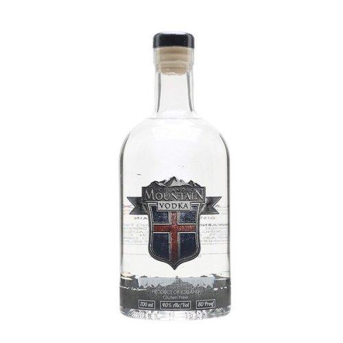Icelandic Mountain Vodka | 40% abv | 50cl