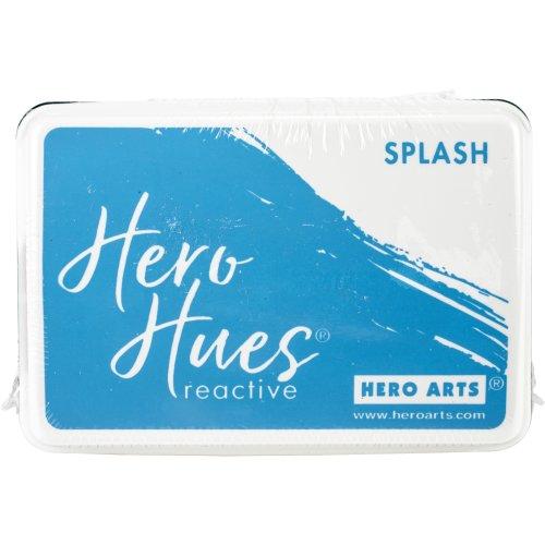 Hero Hues Reactive Ink Pad-Splash
