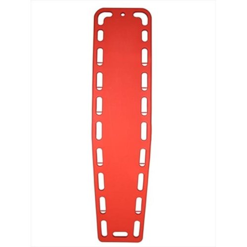 Kemp 10-993-RED 18 In. Spineboard Red