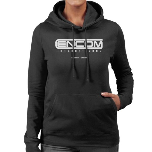 Encom International Tron Women's Hooded Sweatshirt