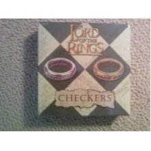 The Lord of the Rings Checkers