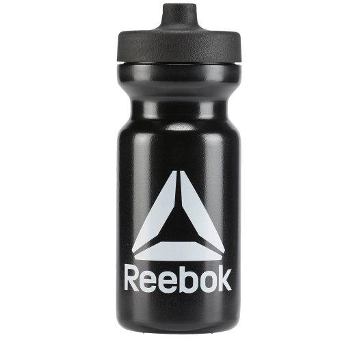 Reebok Foundation Sport Water Drink Bottle 500ml Black