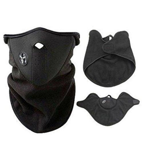 Trixes Neoprene Neck Warmer | Fleece Half Face Mask