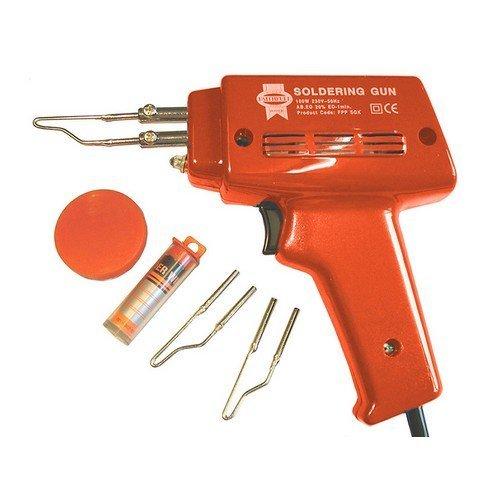Faithfull FPPSGK SGK Solder Gun 100 Watt 240 Volt