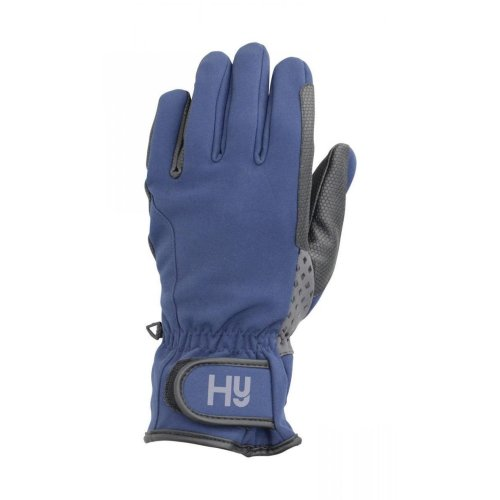Hy5 Adults Water Repellent Softshell Riding Gloves