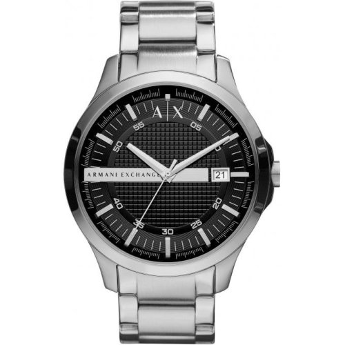 Armani Exchange Watch AX2103 Date Dial Watch Black Man