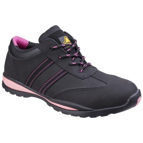 Amblers Steel Ladies Safety Work Trainer / Work Boot