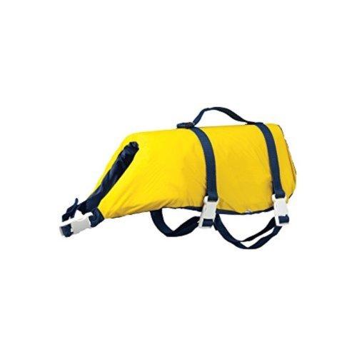 ONYX Nylon Pet Life Vest, X-Large, Yellow