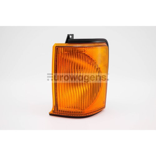 Front indicator left orange Land Rover Discovery 98-02