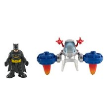 Fisher Price Imaginext DC Super Friends Batman and Space Pack Brand New Sealed