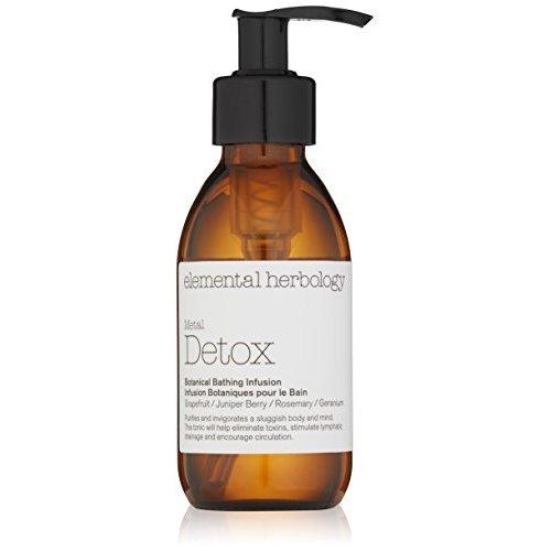 Elemental Herbology Detox Botanical Bathing Infusion 5 Fl Oz