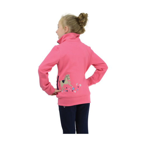Little Rider Childrens/Kids Felicity Flower Fleece