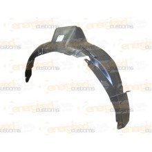 Vw Sharan 2000-2010 Front Wing Arch Liner Splashguard Right O/s