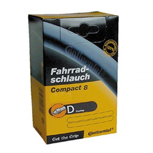 Continental Compact tube 8 inch Woods Valve Inner Tube