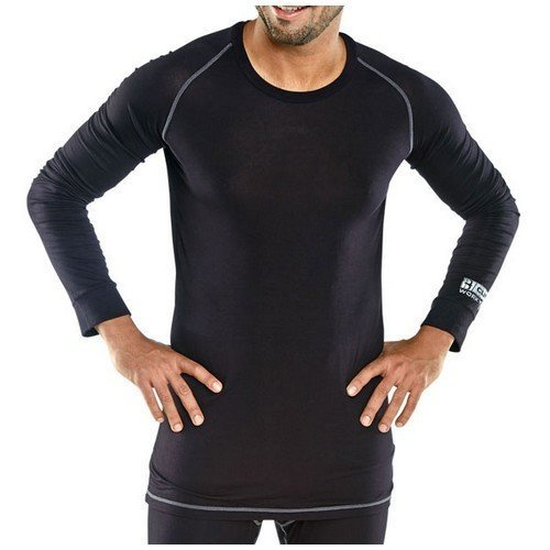 Click BLVL Thermal Base Layer Long Sleeved Vest Large