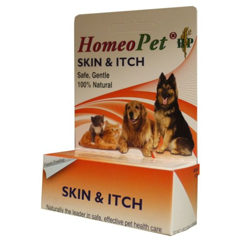 Homeopet Skin And Itch Relief 15ml