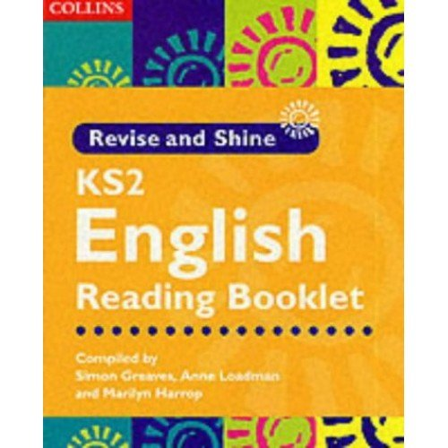 English KS2 Reading Booklet (Revise and Shine) (Revise & Shine)