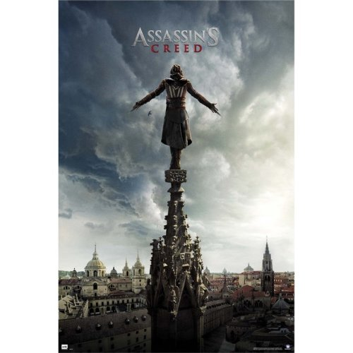 Poster Assassins Creed 3