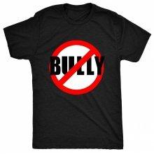 8TN anti bullying t-shirt say no to bully Womens T Shirt