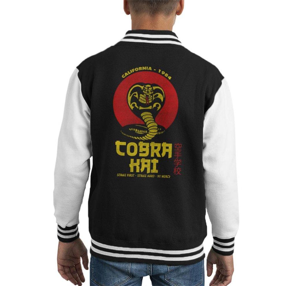 Uomo Abbigliamento Cobra Kai Black Flag Mens Vest