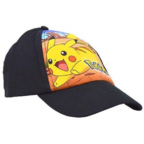 Pokemon Cap Hat Kids Children (4 to 8 Years)