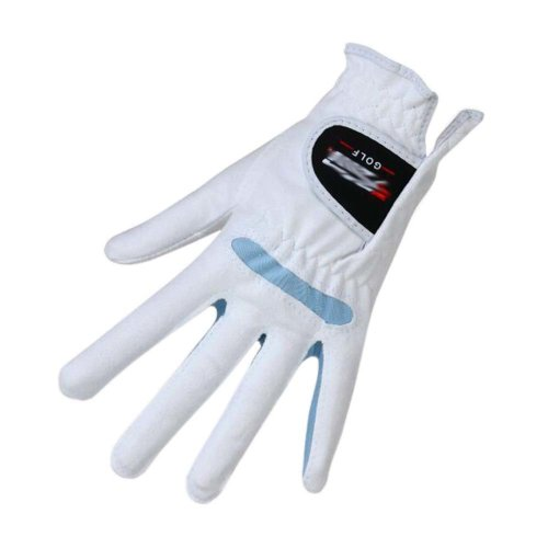 Soft Breathable Golf Gloves Golf Accessories Golf Gifts for Women, White #19