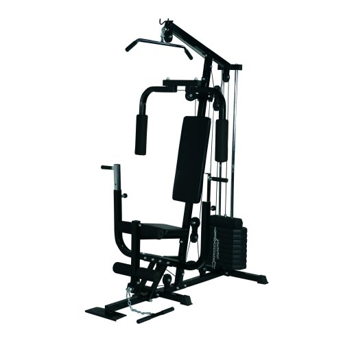 Homcom  Multi Gym Workstation Home Toning Body Building Strength Training Machine