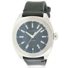 Gucci Leather Mens Watch YA142206