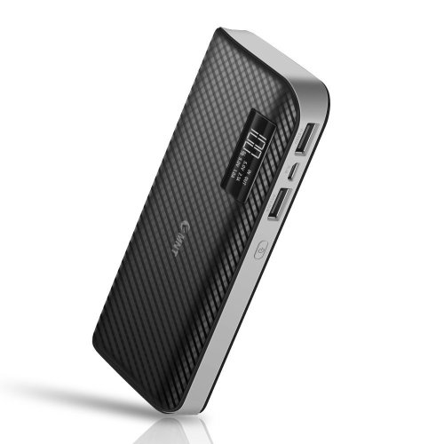 Portable Charger, EMNT Ultra Compact 15000mAh Portable Power Bank ,External Battery Pack & Portable iPhone Charger for iPhone X/8/7,7 Plus,6s,6s...