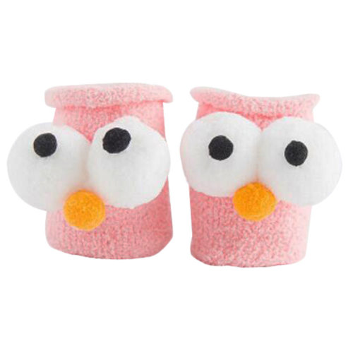 Baby Cool Socks Keep Warm Floor Socks Winter Thicken Boot Socks-A7