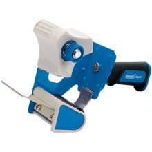 "2"" Draper Tape Dispenser With Soft Grip - Packing Expert Handheld Security 50mm -  tape packing draper expert soft grip dispenser handheld security"