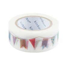 Washi Masking Tape, Decorative Craft Tape Collection For DIY and Gift Wrapping