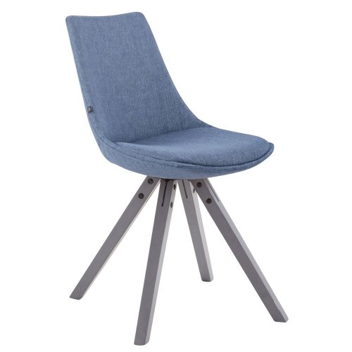 Albi chair fabric gray Square