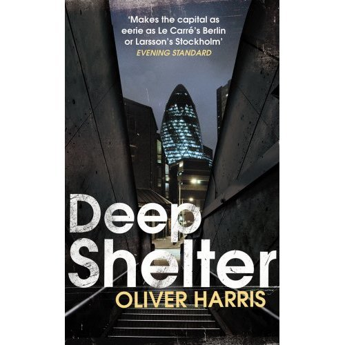 Deep Shelter: Nick Belsey Book 2