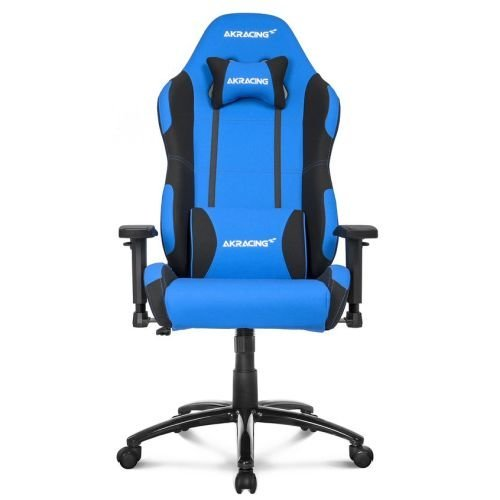 Akracing Core Series Ex Gaming Chair Blue & Black 5/10 Year Warranty AK-EX-BL/BK