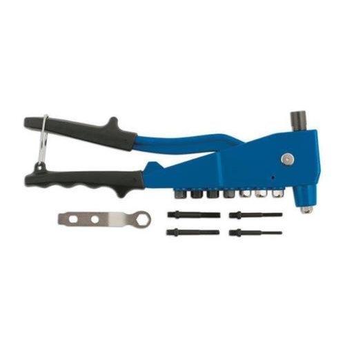 LASER Hand Pop Riveter/Rivet Gun + Threaded Nut/Rivnut Insert Tool M3-M6 6062