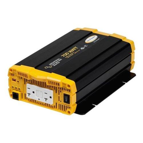 Go Power GP-ISW-700-12 700 watt Industrial Pure Sine Wave Inverter
