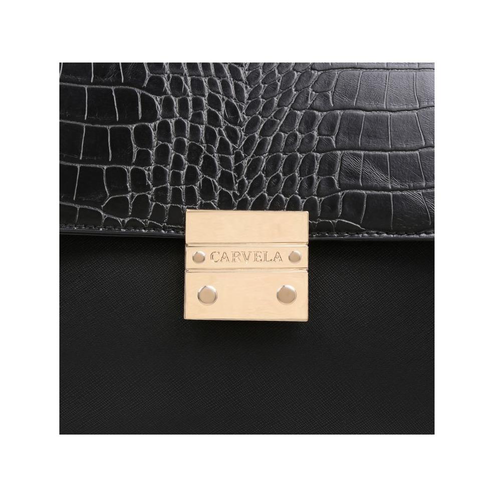 0adaca6d004 CARVELA BLACK  BLINK CHAIN HANDLE BAG  SHOULDER BAG on OnBuy