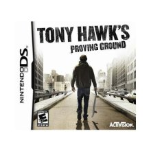 Nintendo Ds - Tony Hawk's Proving Ground / Game