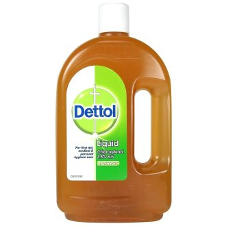 DETTOL DISINFECTANT ANTISEPTIC LIQUID 750ML SKIN MEDICAL FIRST AID